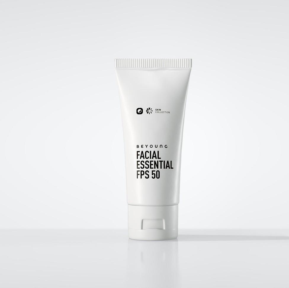 Facial Essential FPS 50 35g - Protetor Solar facial - Beyoung
