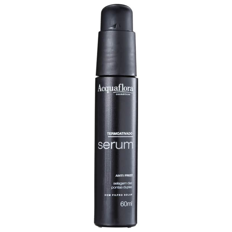 Finalizador Serum Termoativo  60ml- Acquaflora