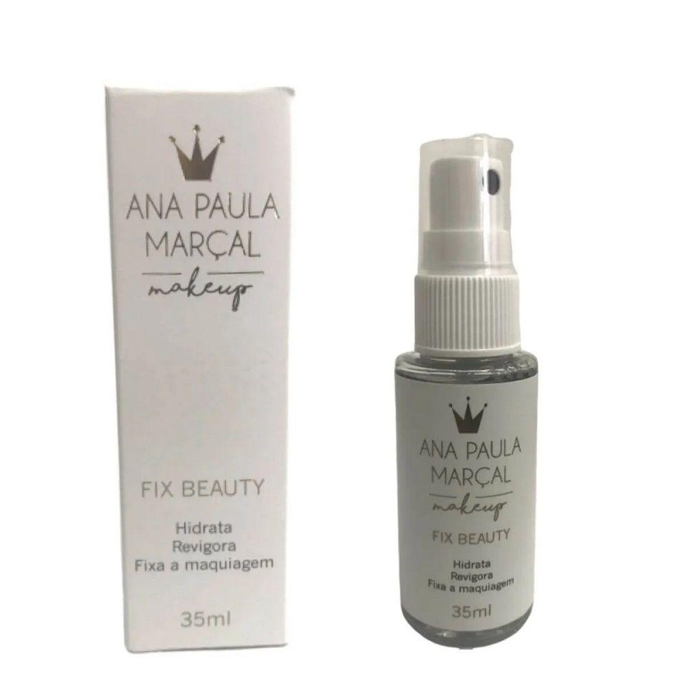 Fixador de Maquiagem - Fix Beauty -35ml - Ana Paula Marçal Makeup