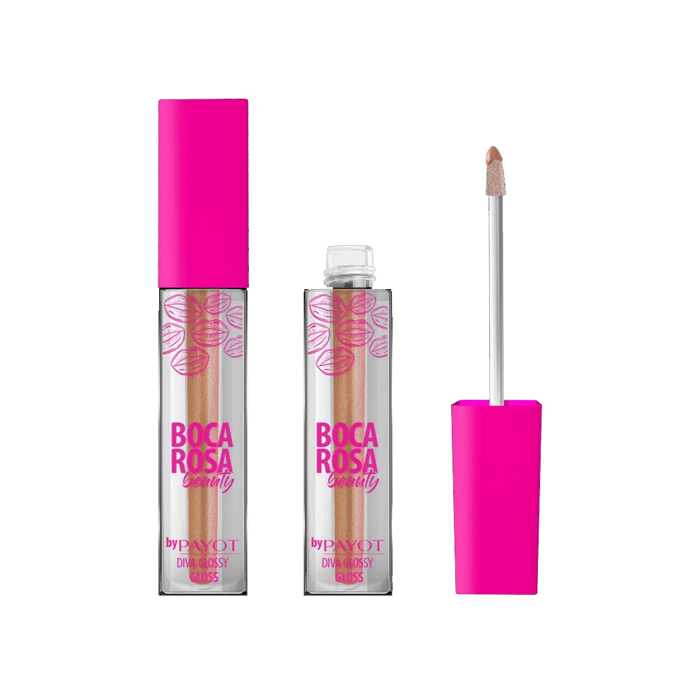 Gloss #DivaGlossyAvril - 3,5g - Boca Rosa Beauty