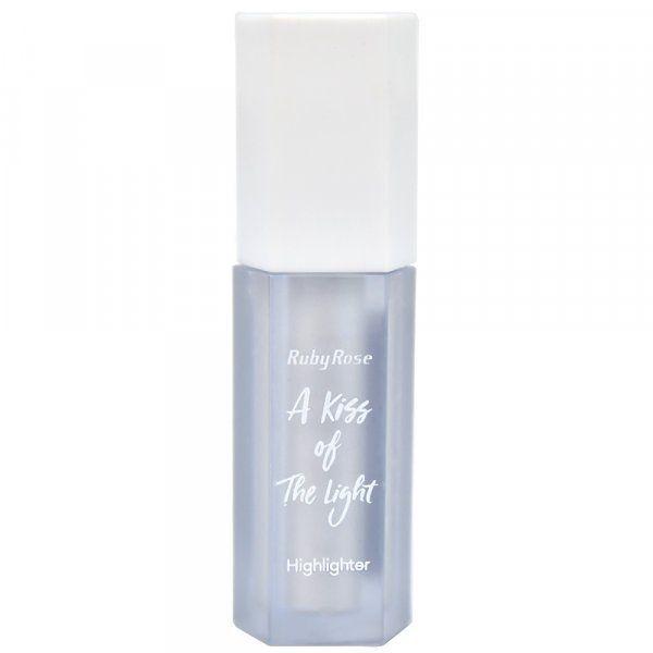 Iluminador Liquido A Kiss Of The Light  Cor 1 Pretty - 4,8ml - Ruby Rose