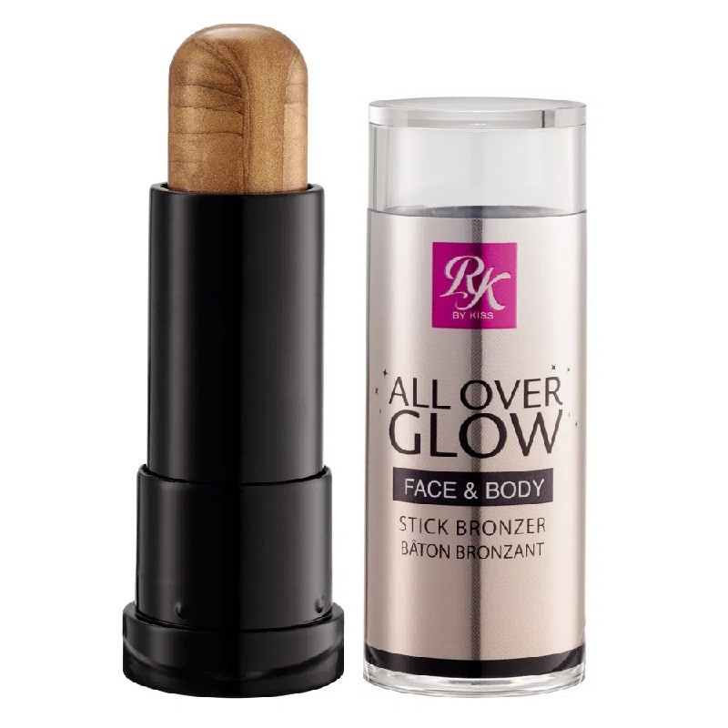 Iluminador Stick  Bronzer Golden Glow - Rk By Kiss