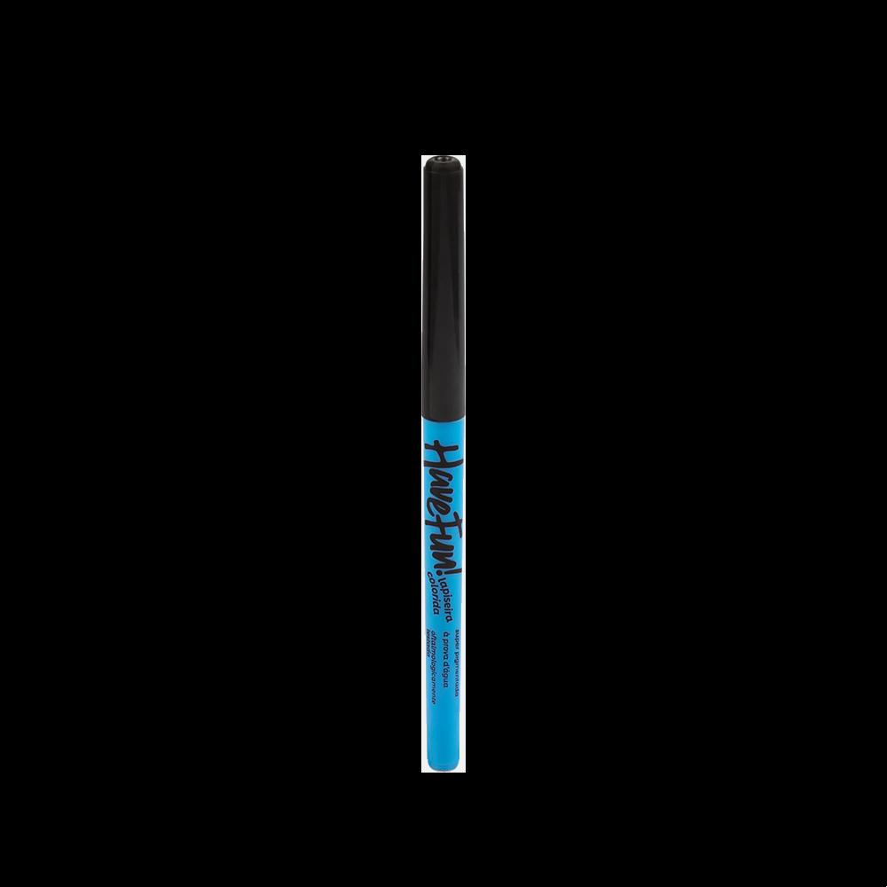 Lapiseira para Olhos Have Fun - Azul - Vizzela