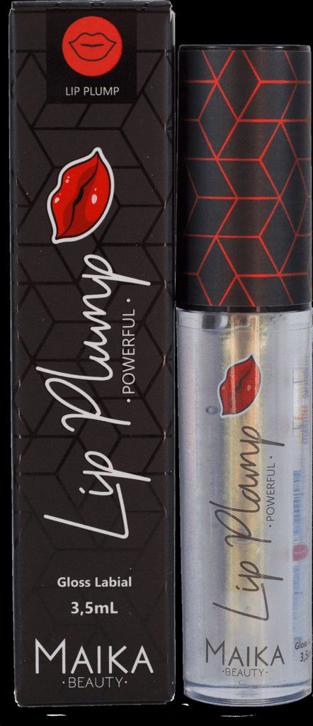 Lip Plump Powerful - 3,5ml - Maika