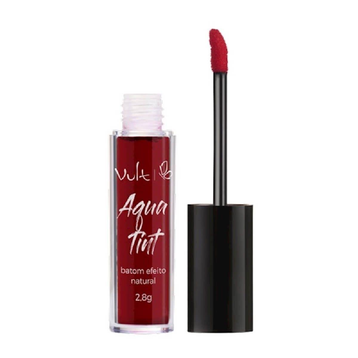 Lip Tint Aqua Tint  Cor: Aqua Red - 2,8g - Vult