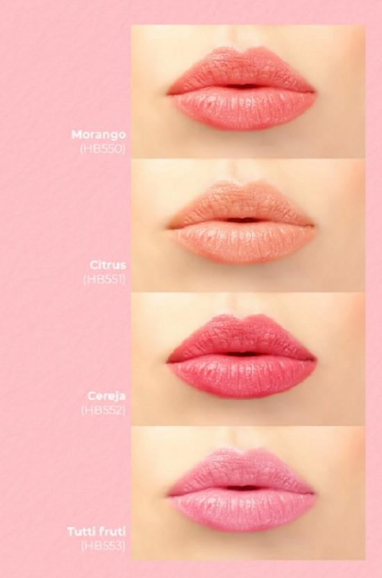 Lip Tint Tropic Cereja -  2,5ml - Ruby Rose