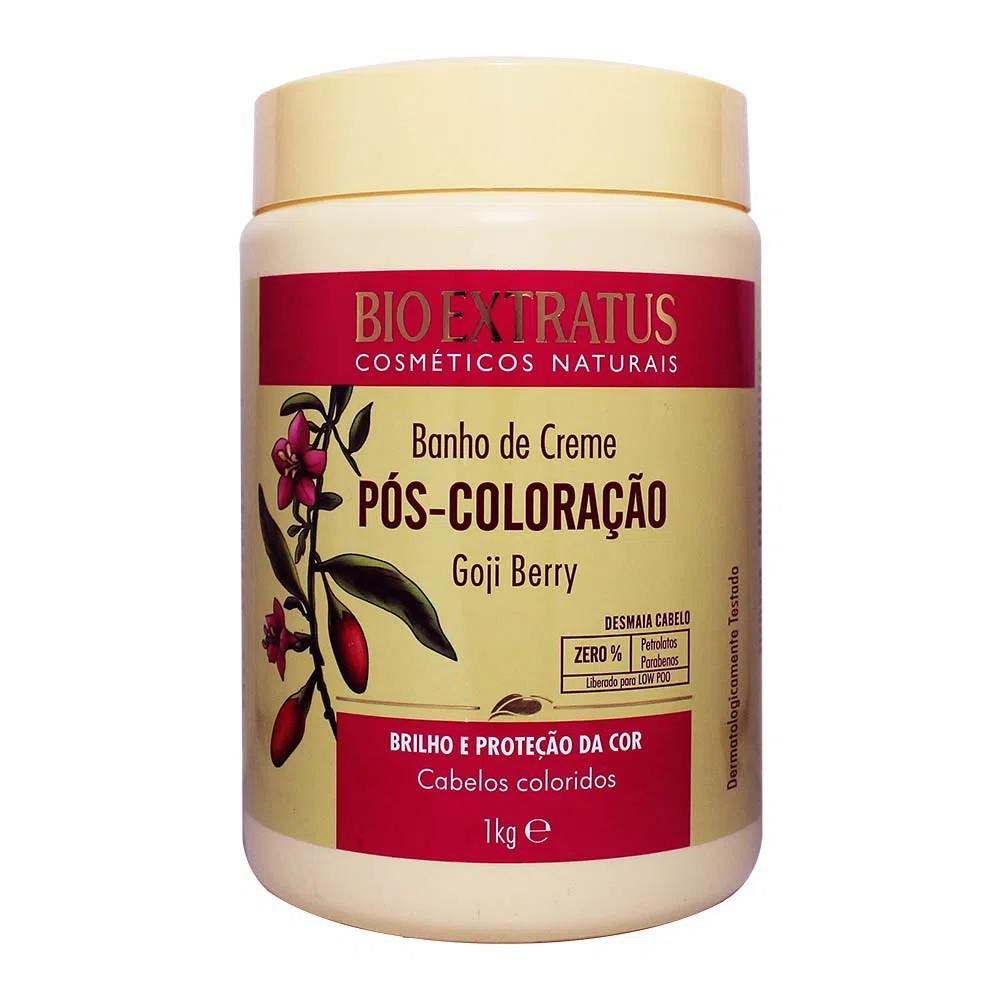 Máscara Banho de Creme Pós-Coloração 1kg - Bio Extratus