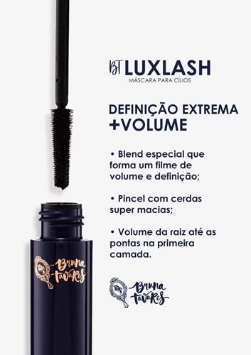 Máscara de Cílios Lux Lash - Bruna Tavares