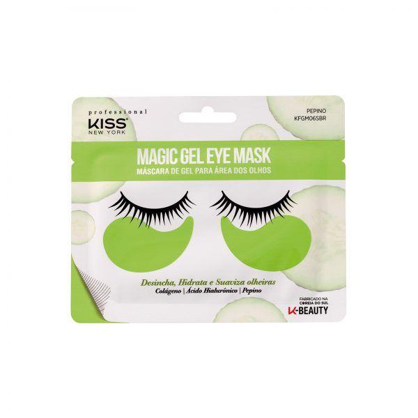 Máscara de Gel para àrea dos Olhos -MAGIC GEL - Kiss Ny