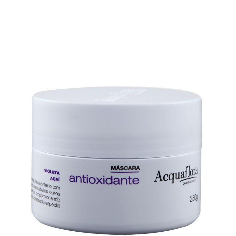 Máscara de Tratamento Antioxidante Desamarelador 250g- Acquaflora