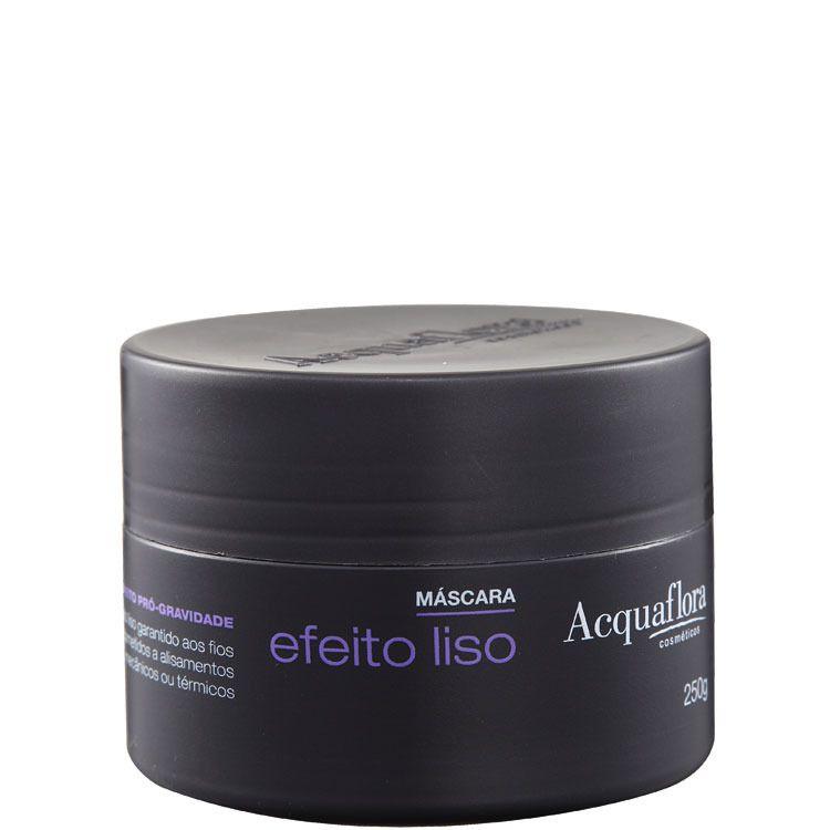 Máscara de Tratamento Efeito Liso 250g- Acquaflora