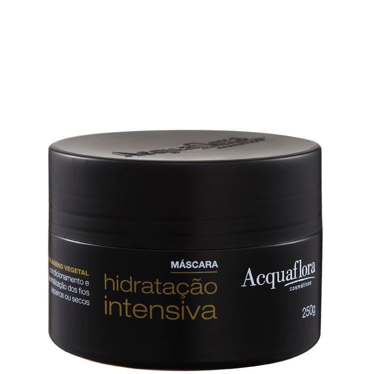 Máscara de Tratamento Hidratação Intensiva 250g- Acquaflora