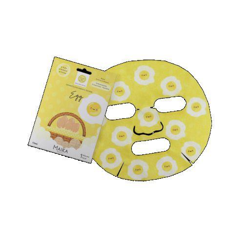 Máscara Facial Egg - 1unid. - Maika