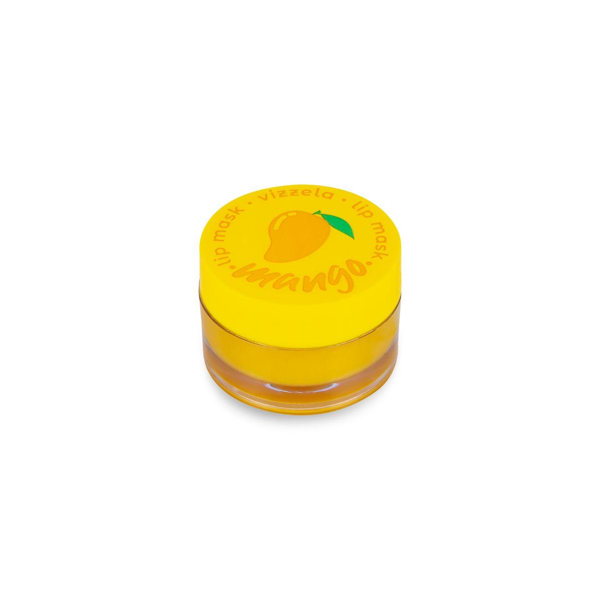 Máscara Hidratante Labial Mango Mask  - 10g - Vizzela