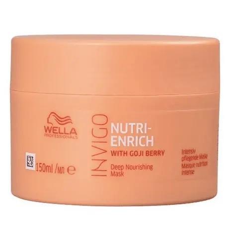 Máscara Invigo Nutri Enrich - 150ml - Wella Professionals