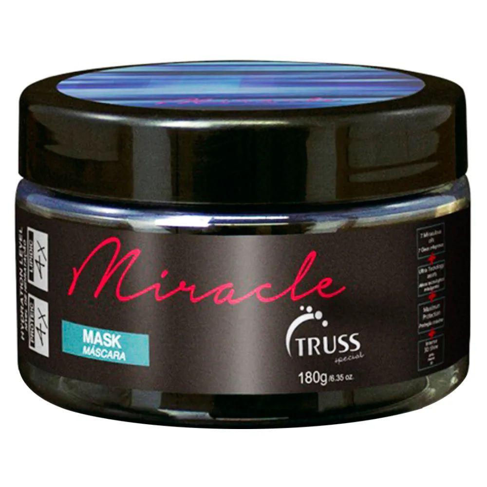 Máscara Miracle - 180g - Truss