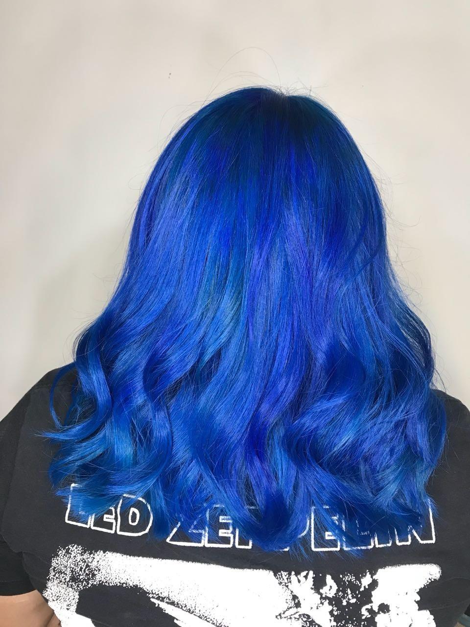 Máscara Pigmentante Jubarte Azul Abissal 150ml - Kamaleão Color