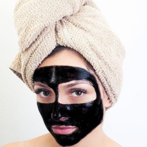 Máscara Preta Facial Peel Off Carvão Detox 75g - Rk By Kiss