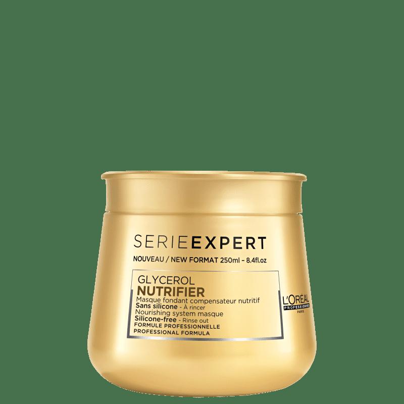 Máscara Serie Expert Nutrifier Glycerol 250g - Loreal Profissional