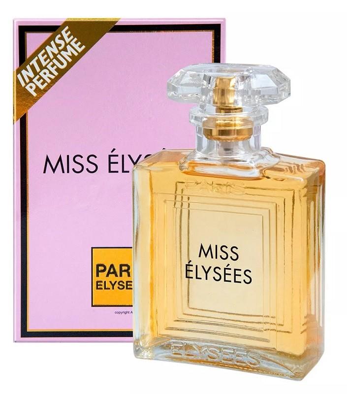 Miss Elysées Perfume Feminino 100ml - Paris Elysees