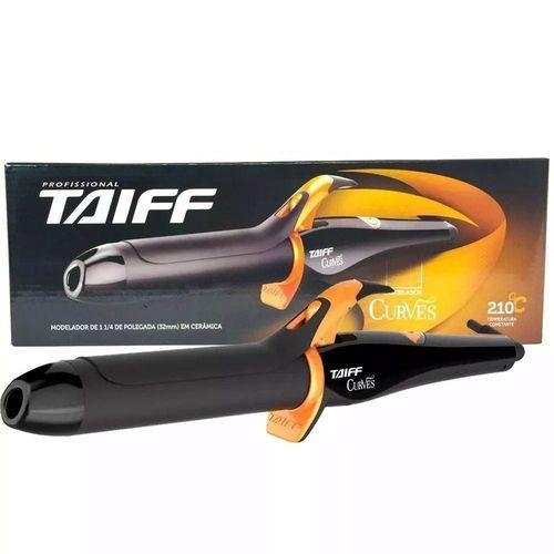 Modelador Curves 1 1/4 (32mm) Bivolt - Taiff