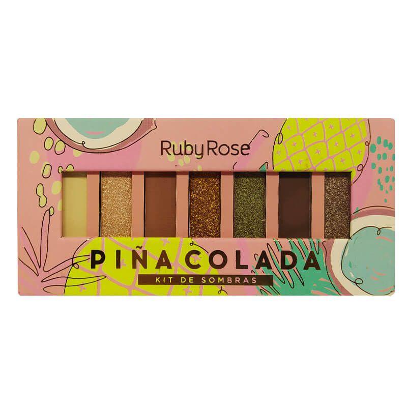 Paleta de Sombras Piñacolada  - Ruby Rose