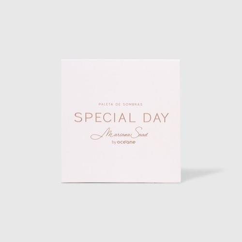 Paleta de Sombras Special Day - Mariana Saad