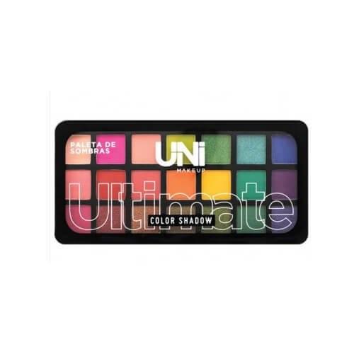 Paleta de Sombras Ultimate - Uni Makeup