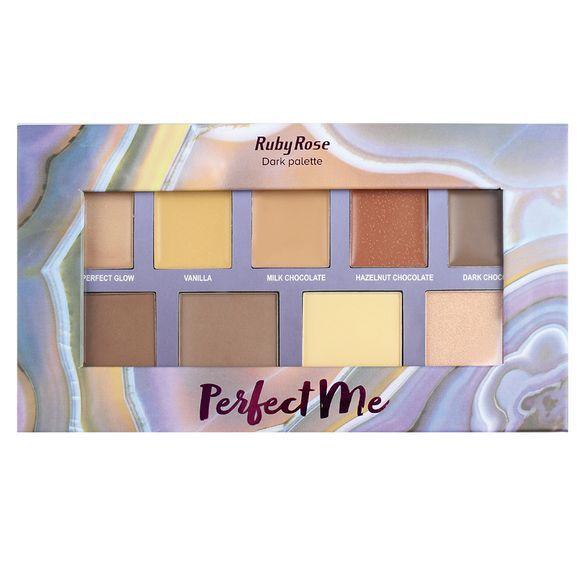 Paleta Perfect Me Dark - Ruby Rose