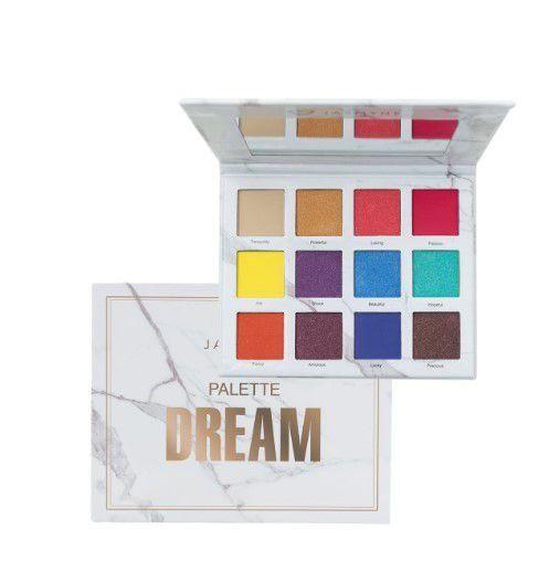 Palette de Sombras Dream -12unid - Jasmyne