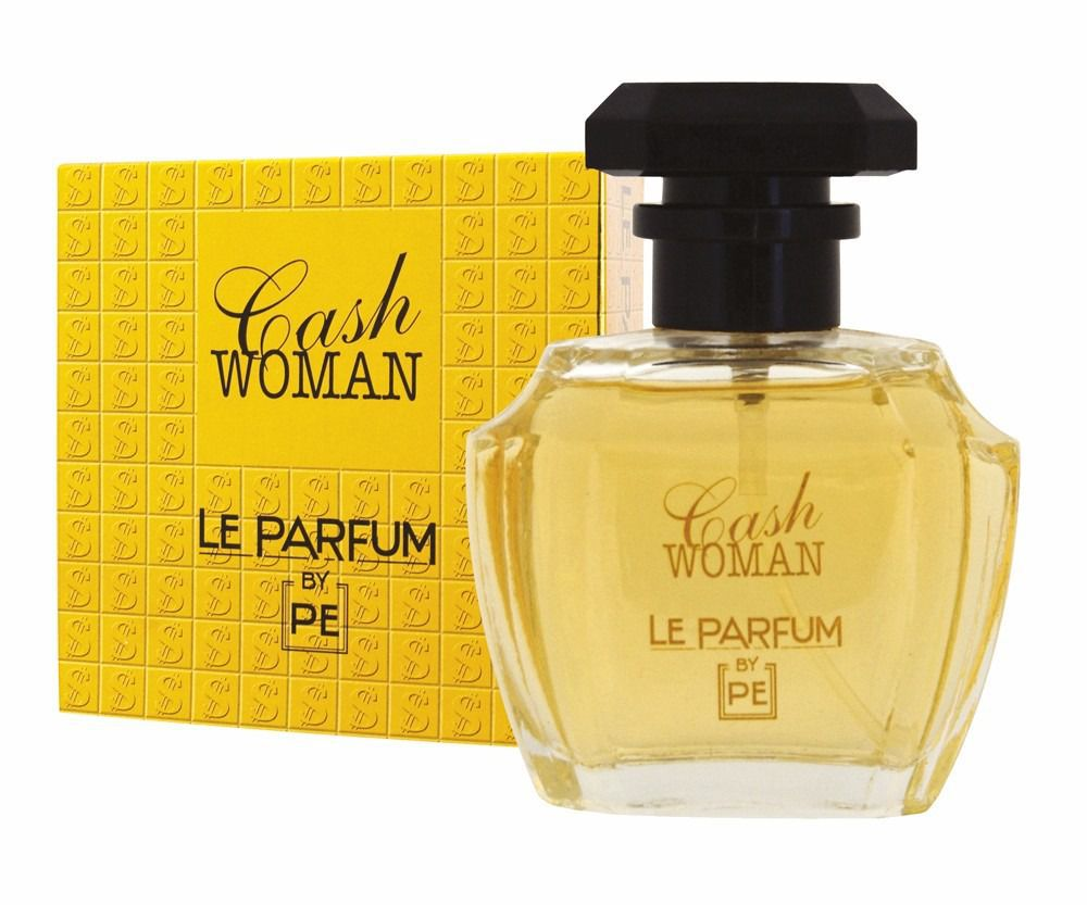 Perfume Feminino Cash Woman 100ml - Paris Elysees