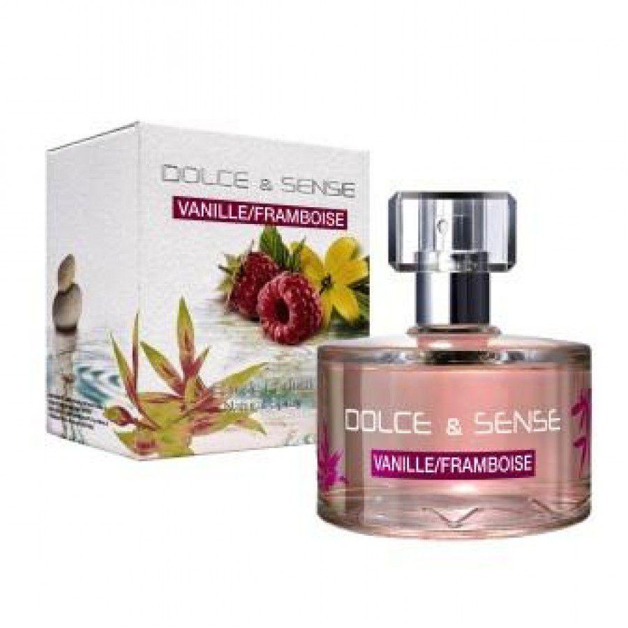 Perfume Feminino Dolce & Sense Vanille/Framboise  60ml- Paris Elysees