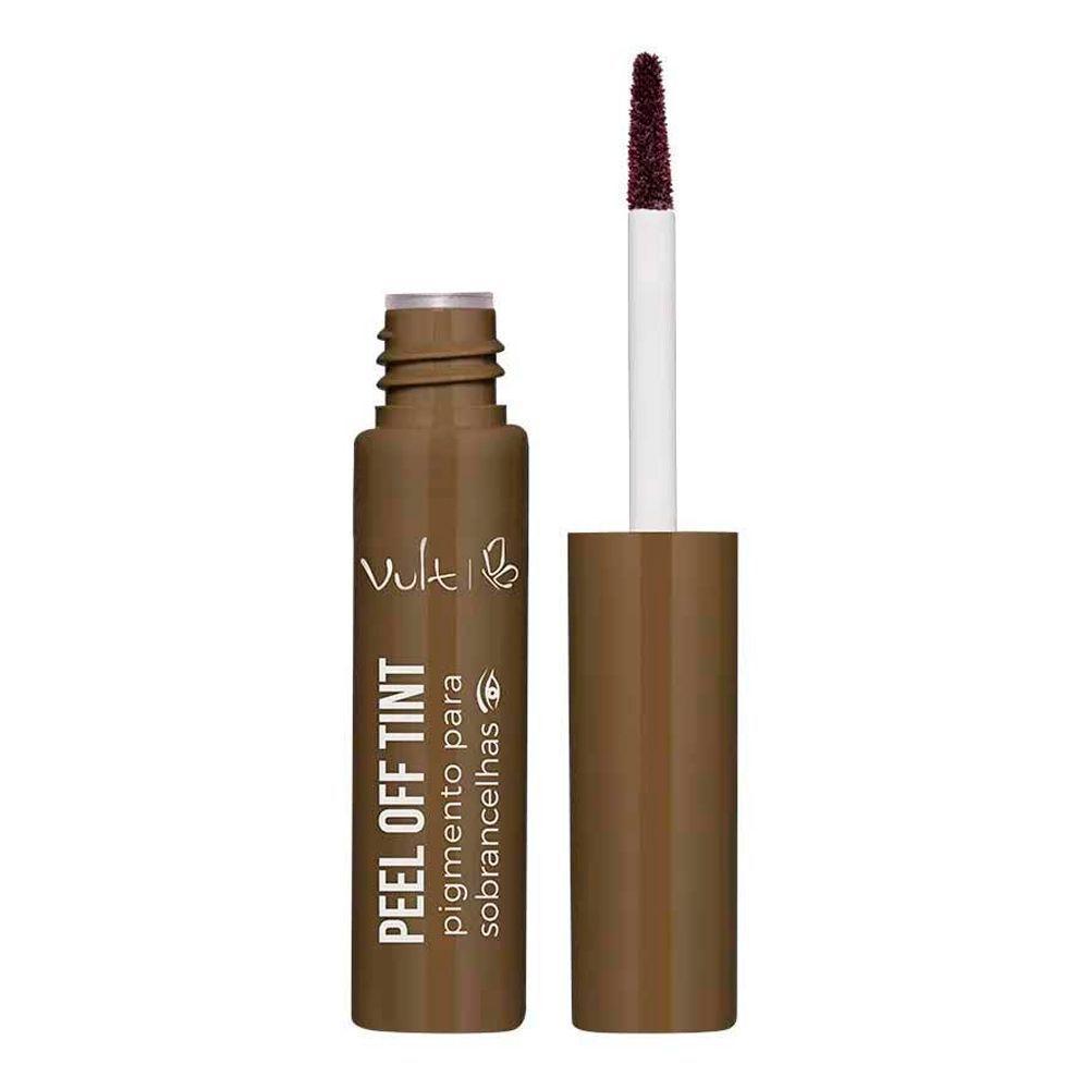 Pigmento para Sobrancelhas Peel Off - cor 01 - 4g - Vult