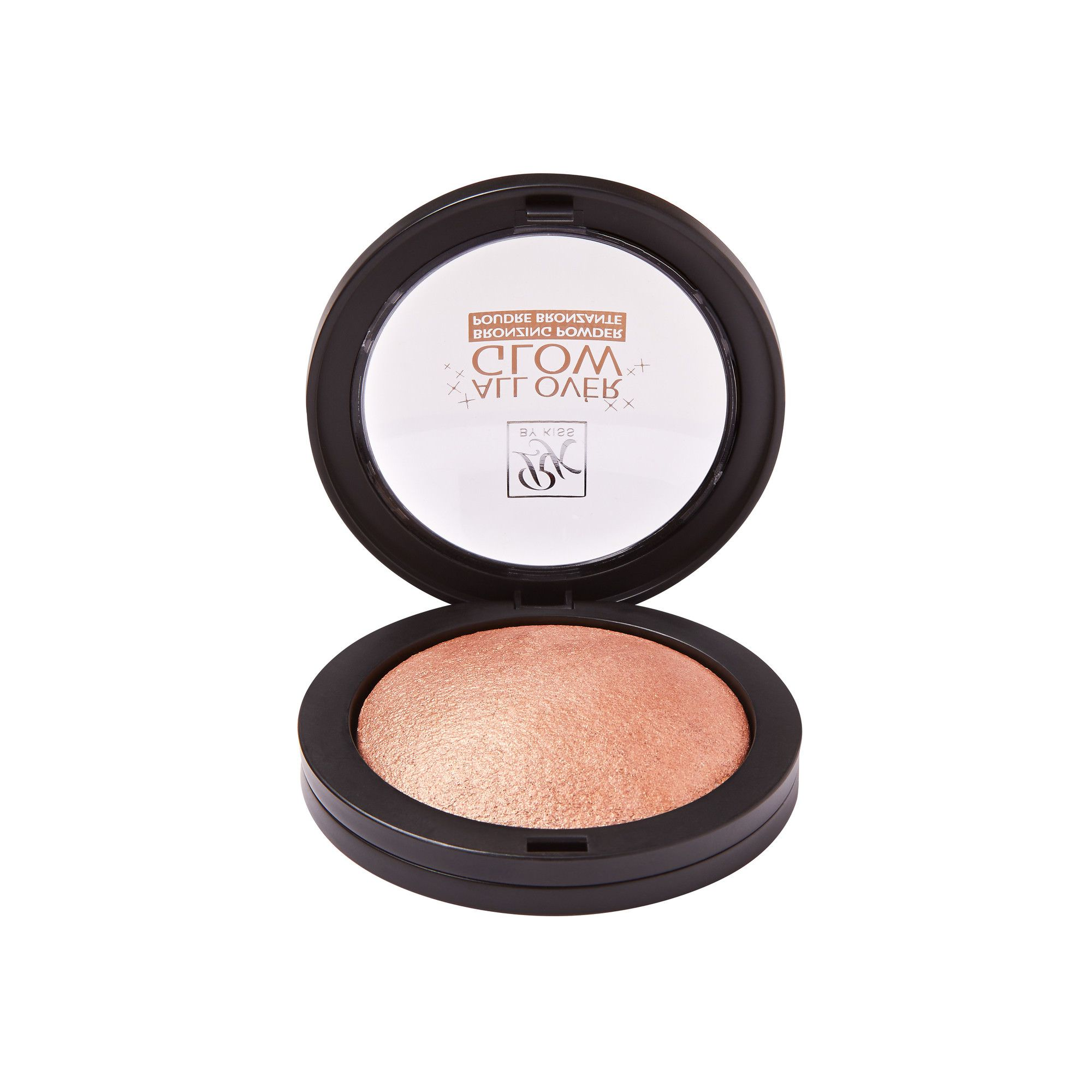 Pó Bronzeador Allover Glow Cor Bronzed Glow11,6g - RK By Kiss