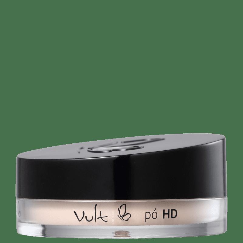 Pó Facial Solto HD Translucido 9g -Vult