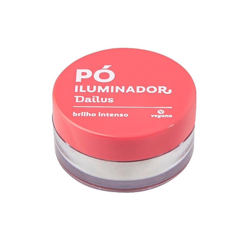 Pó Iluminador 01 Dourado - 2g - Dailus