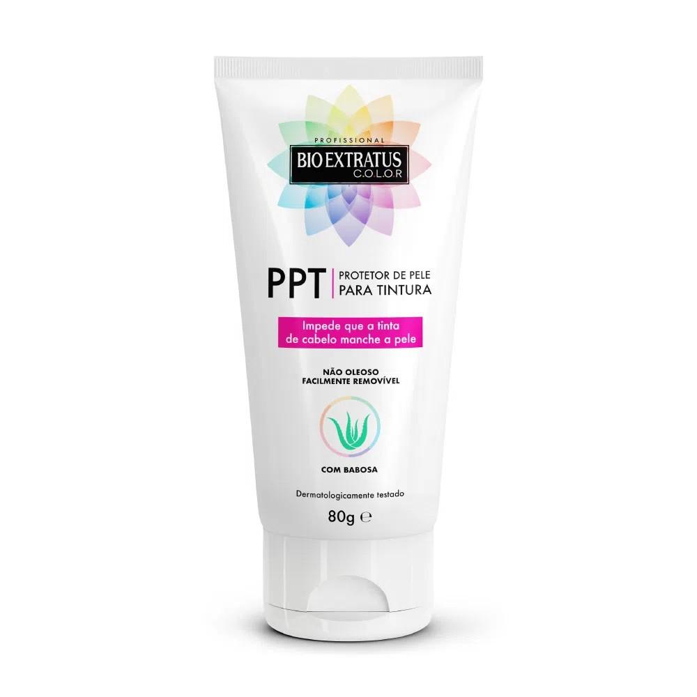 Protetor de Pele Para Tintura Não Oleoso 80g-Bio Extratus