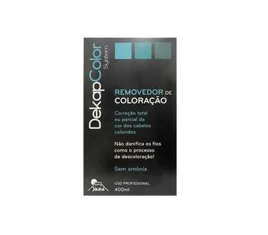 Removedor de Coloração Dekapcolor System 400ml - Yamá