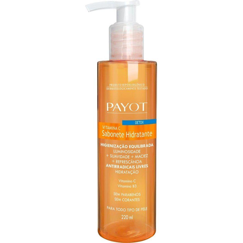 Sabonete Liquido Detox Vitamica C - 220ml - Payot