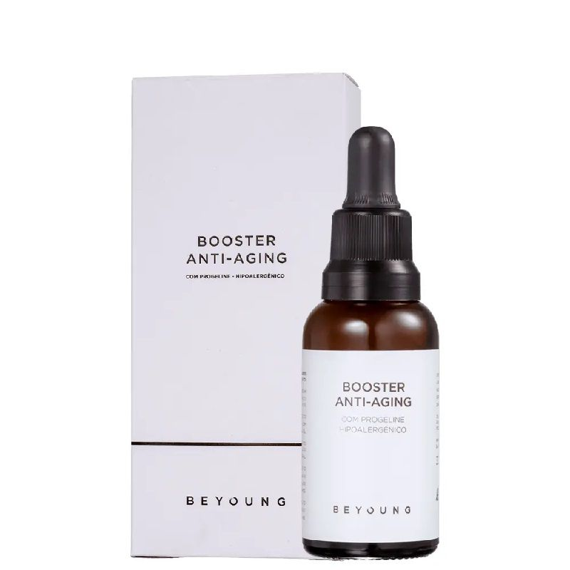Serum Facial Booster Anti-Aging - 30ml - Beyoung