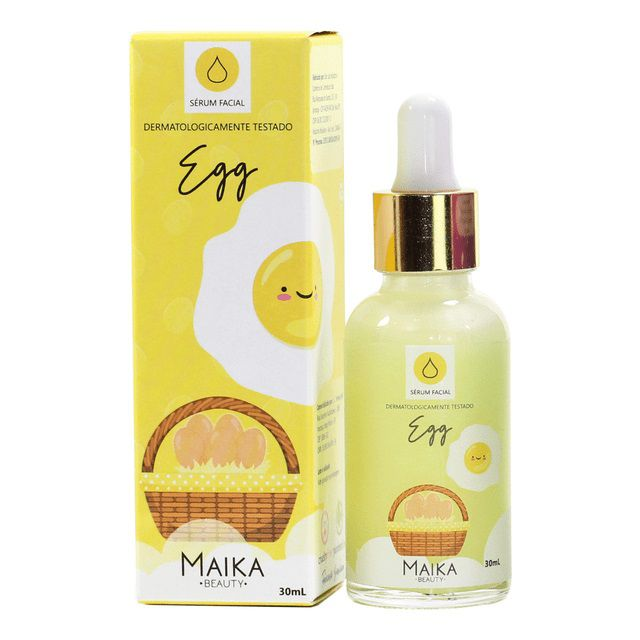 Sérum Facial Egg - 30ml - Maika