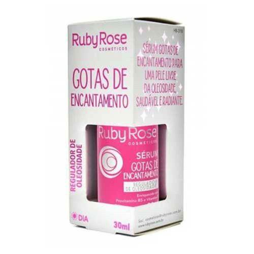 Sérum Facial Gotas de Encantamento 30ml (Regulador de Oleosidade) - Ruby Rose