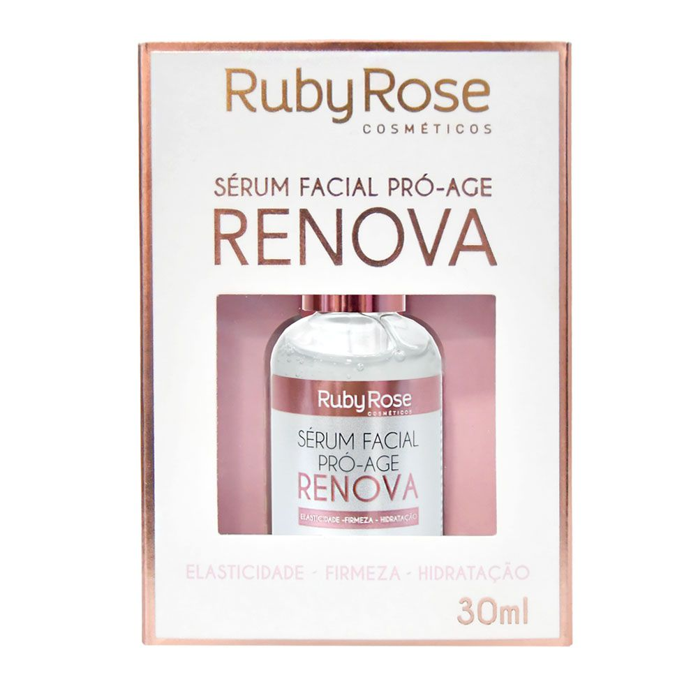 Sérum Facial Pró-Age Renova 30mll - Ruby Rose