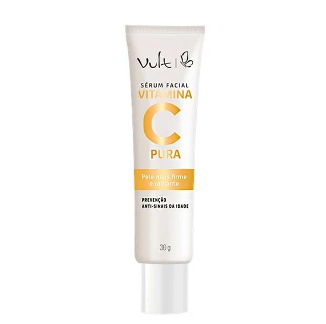 Sérum Facial Vitamina C Pura - 30g - Vult