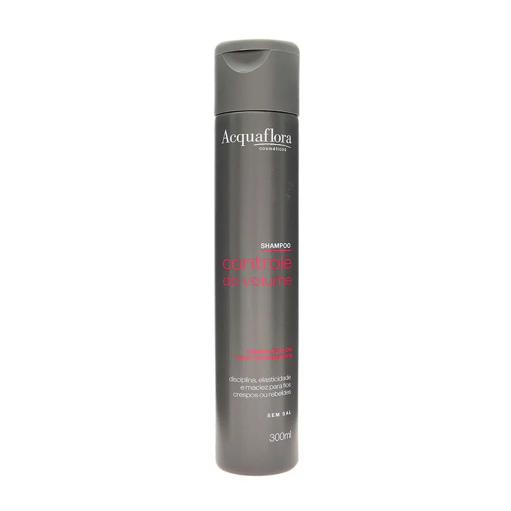 Shampoo Controle Do Volume 300ml- Acquaflora