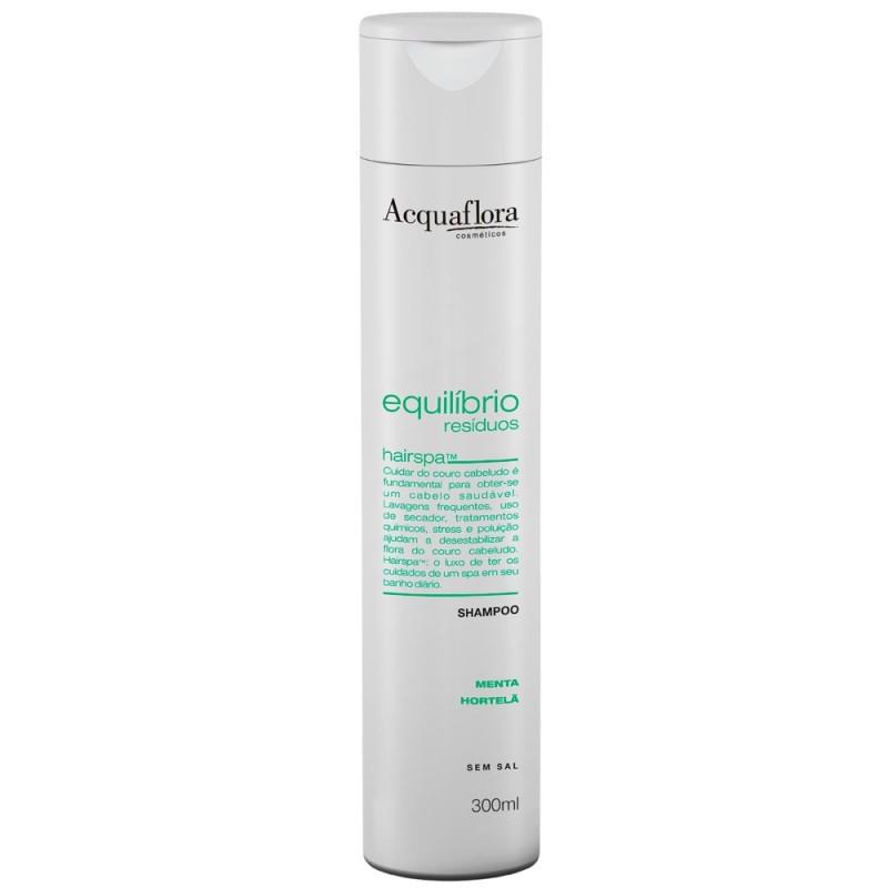 Shampoo Equilíbrio Anti-Resíduos 300ml- Acquaflora