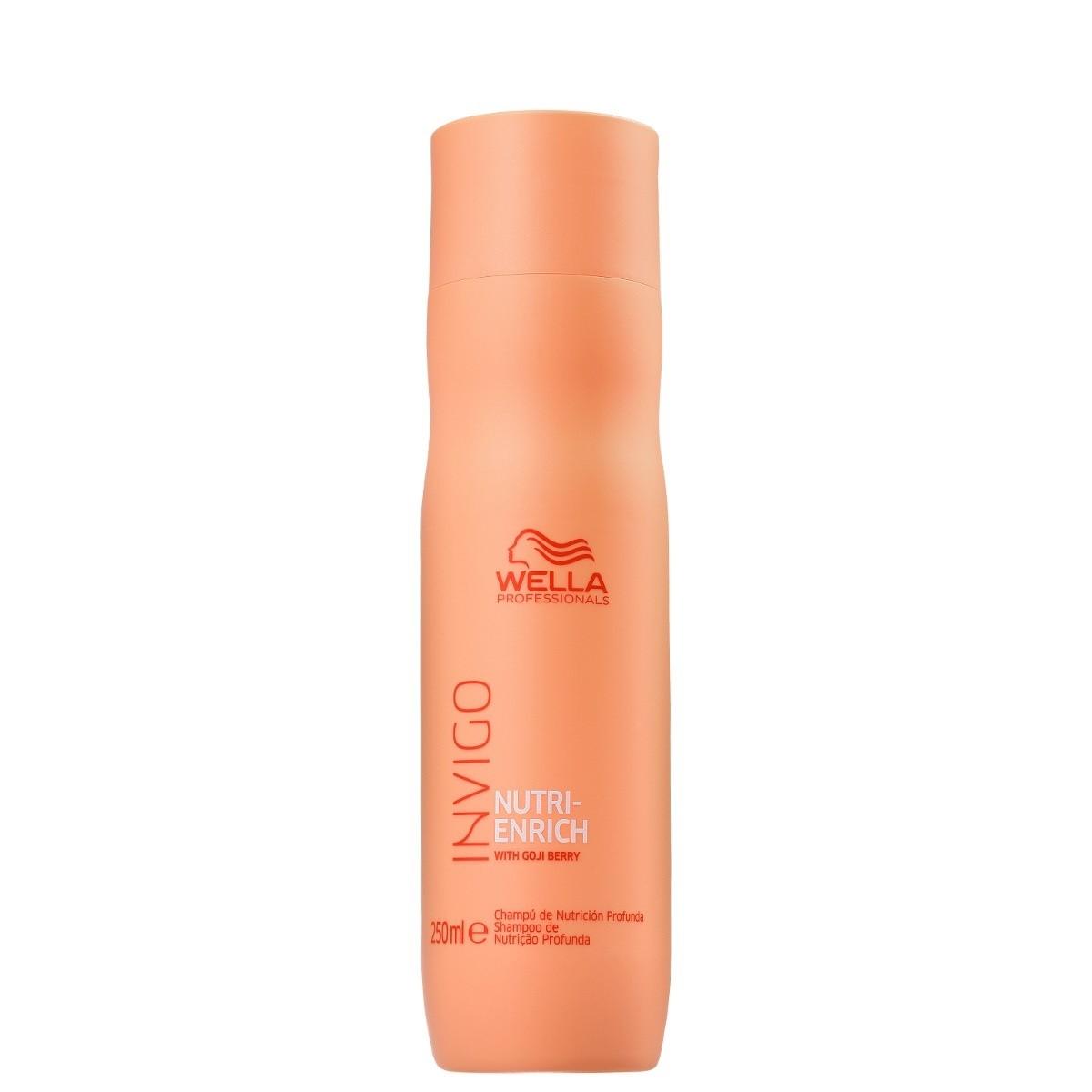 Shampoo Invigo Nutri Enrich - 250ml - Wella Professionals