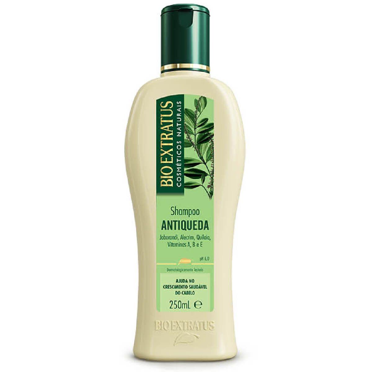 Shampoo Jaborandi 250ml- Bio Extratus