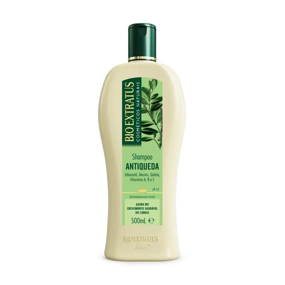 Shampoo Jaborandi 500ml- Bio Extratus