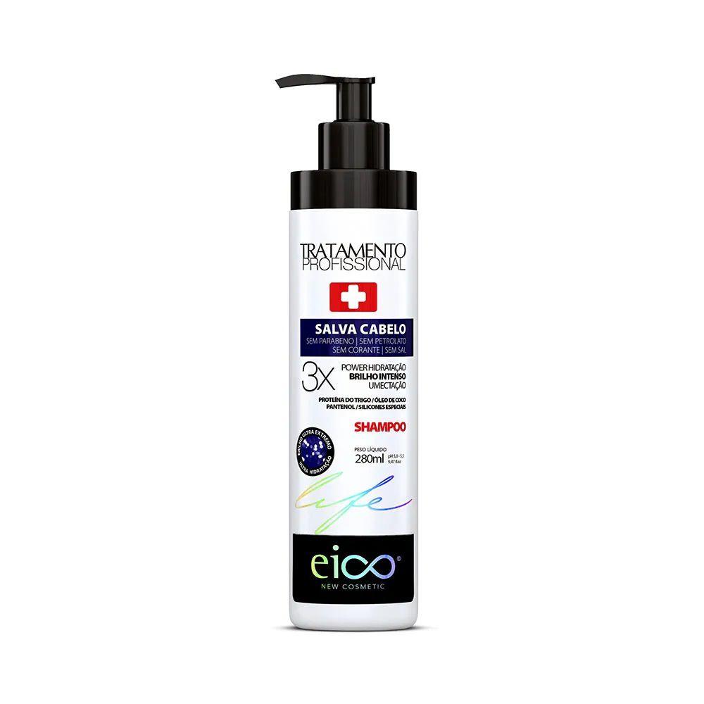 Shampoo Life Salva Cabelo - 280ml-Eico